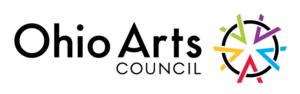Ohio Arts Council logo linked to OAC website OAC dot Ohio dot gov